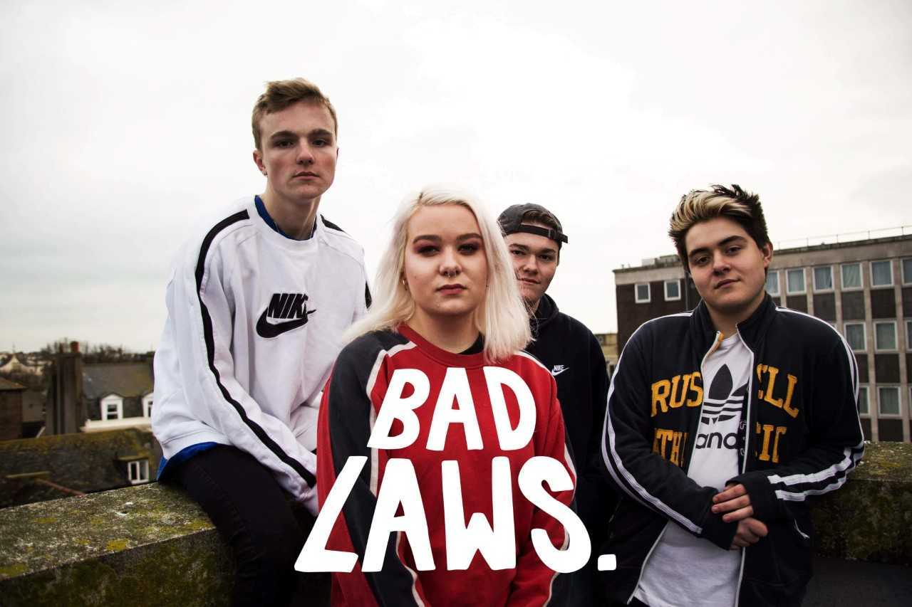 Bad Laws band members