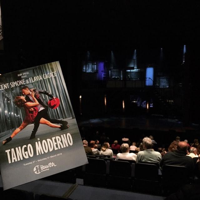 Tango Moderno: A Review - Emily Thompson, Heathfield Community College