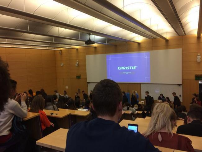 Cambridge Hosts one Hundred Sixth Formers for Law Conference