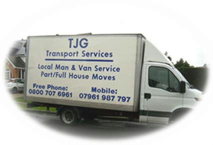 TJG TRANSPORT SERVICES