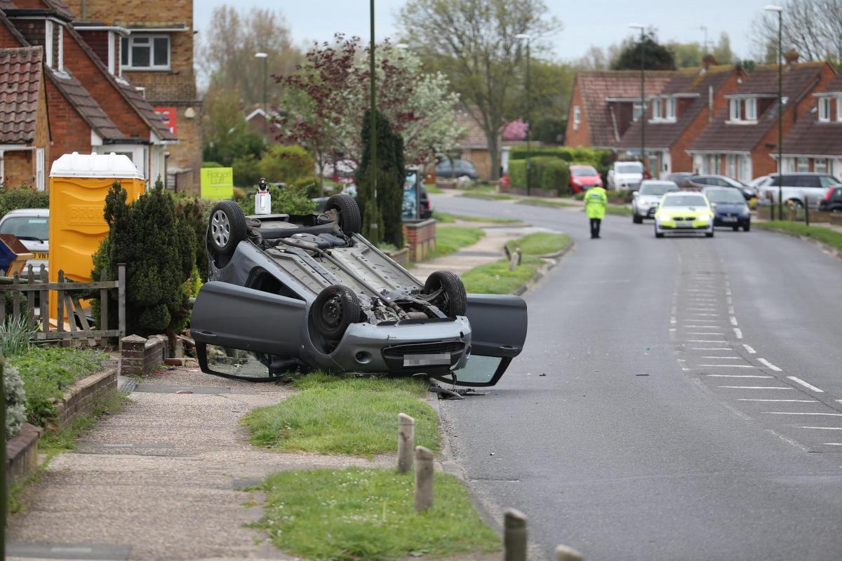 pensioner dies in lancing car crash | the argus