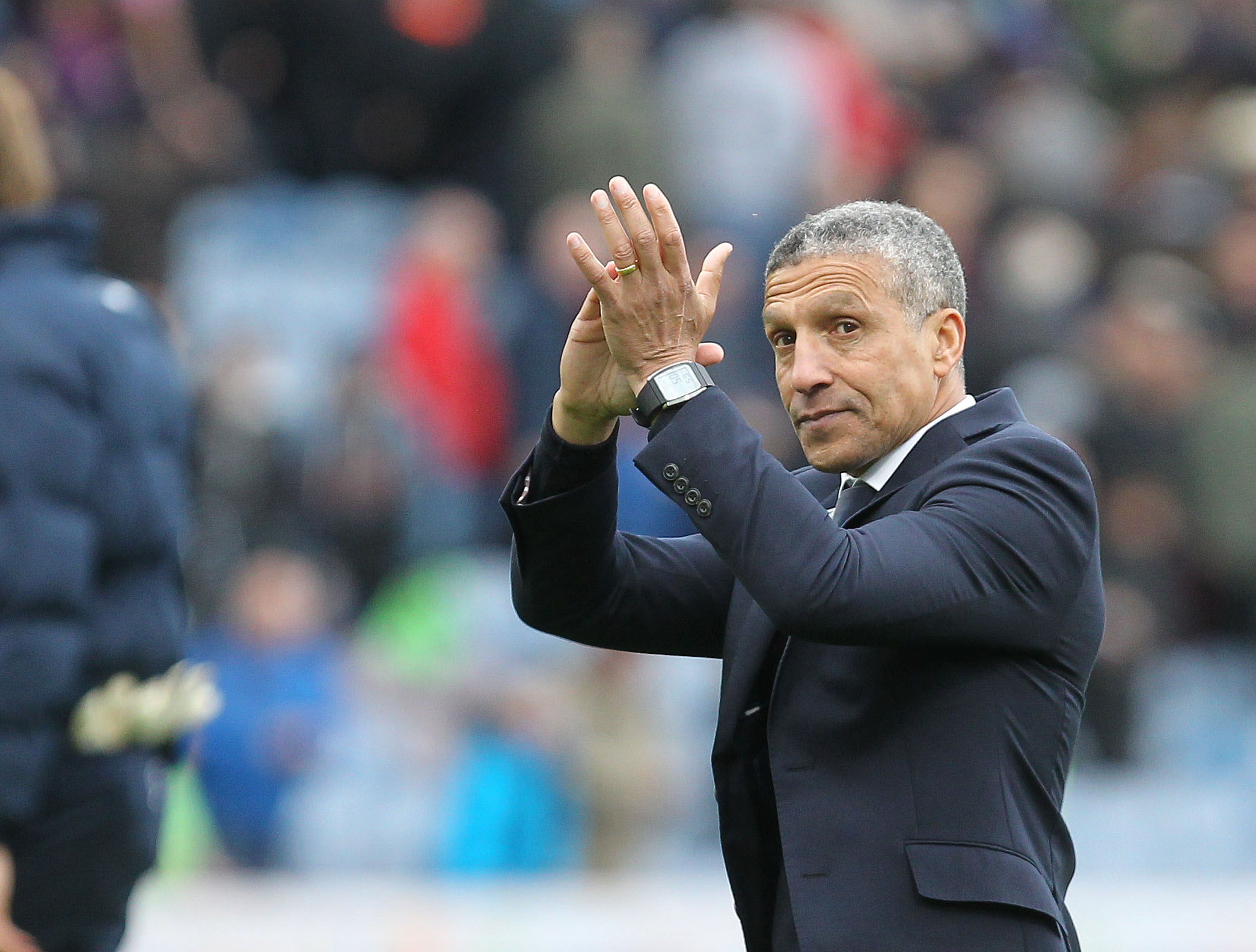 Albion Talking Point: Why Hughton should treat himself to a glass of wine