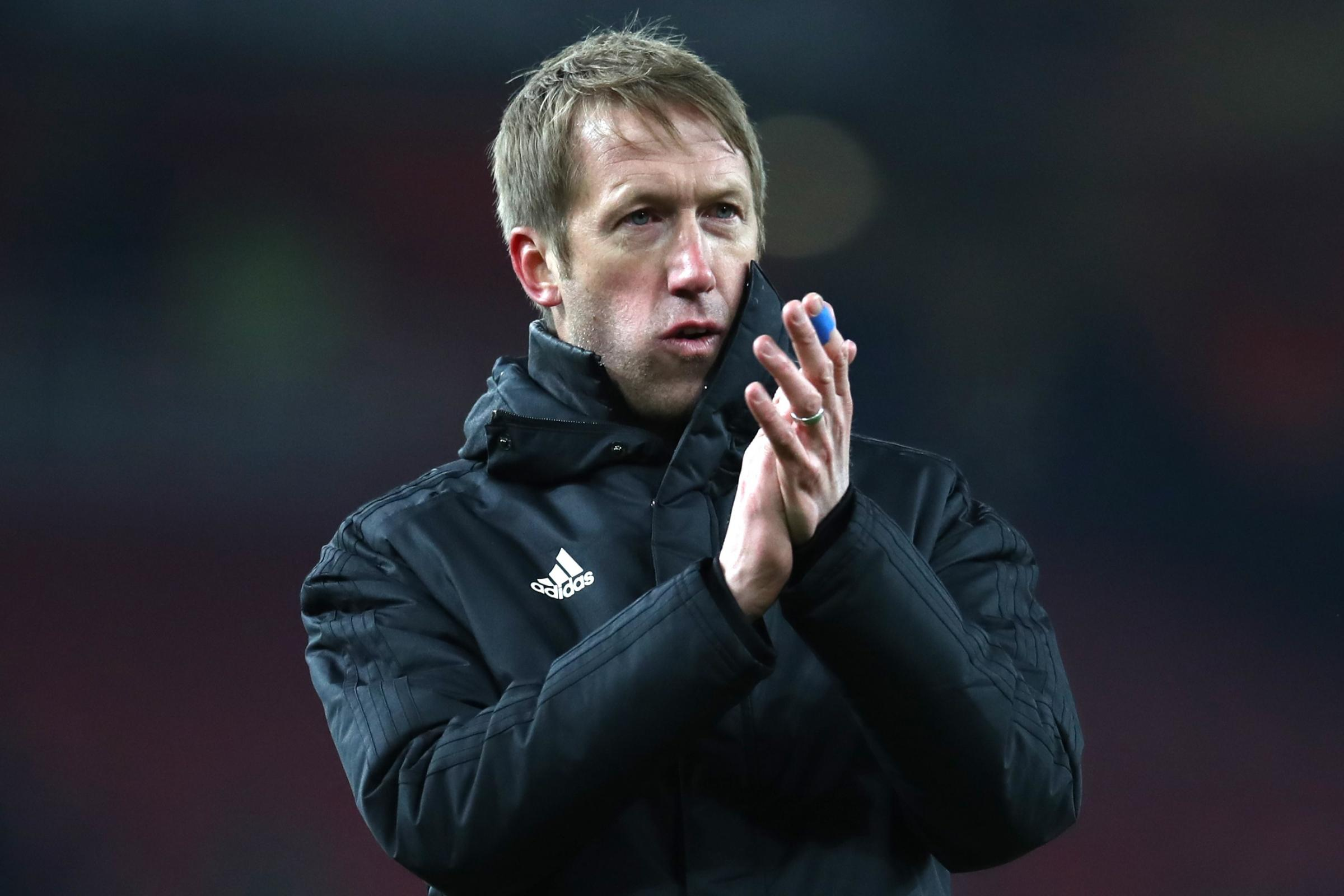 Albion ready to name Potter as new boss