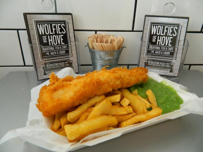 Five of the best fish and chip shops in Brighton and Hove