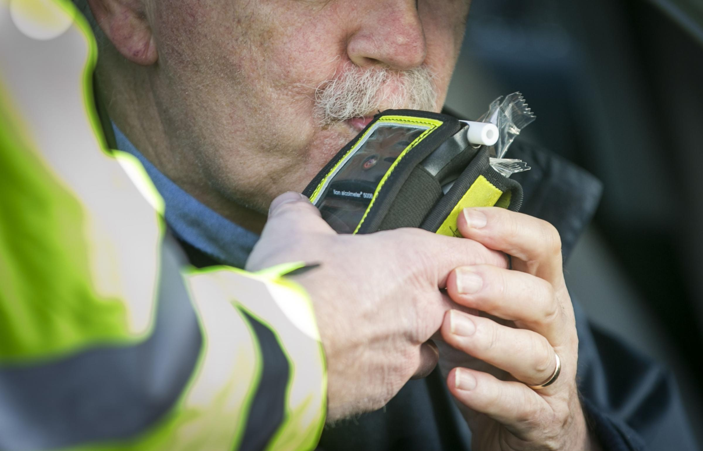 Drink-driving crackdown