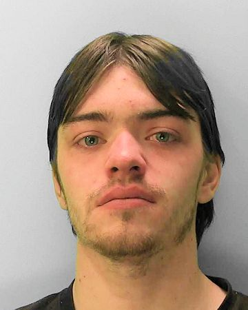 Harley Everest, 23, of Bohemia Road, St Leonards, was sentenced at Lewes Crown Court on Friday 25 May having been found guilty on 9 May after a two-week trial, of four counts of rape, one count of sexual assault by penetration, four counts of sexual assau