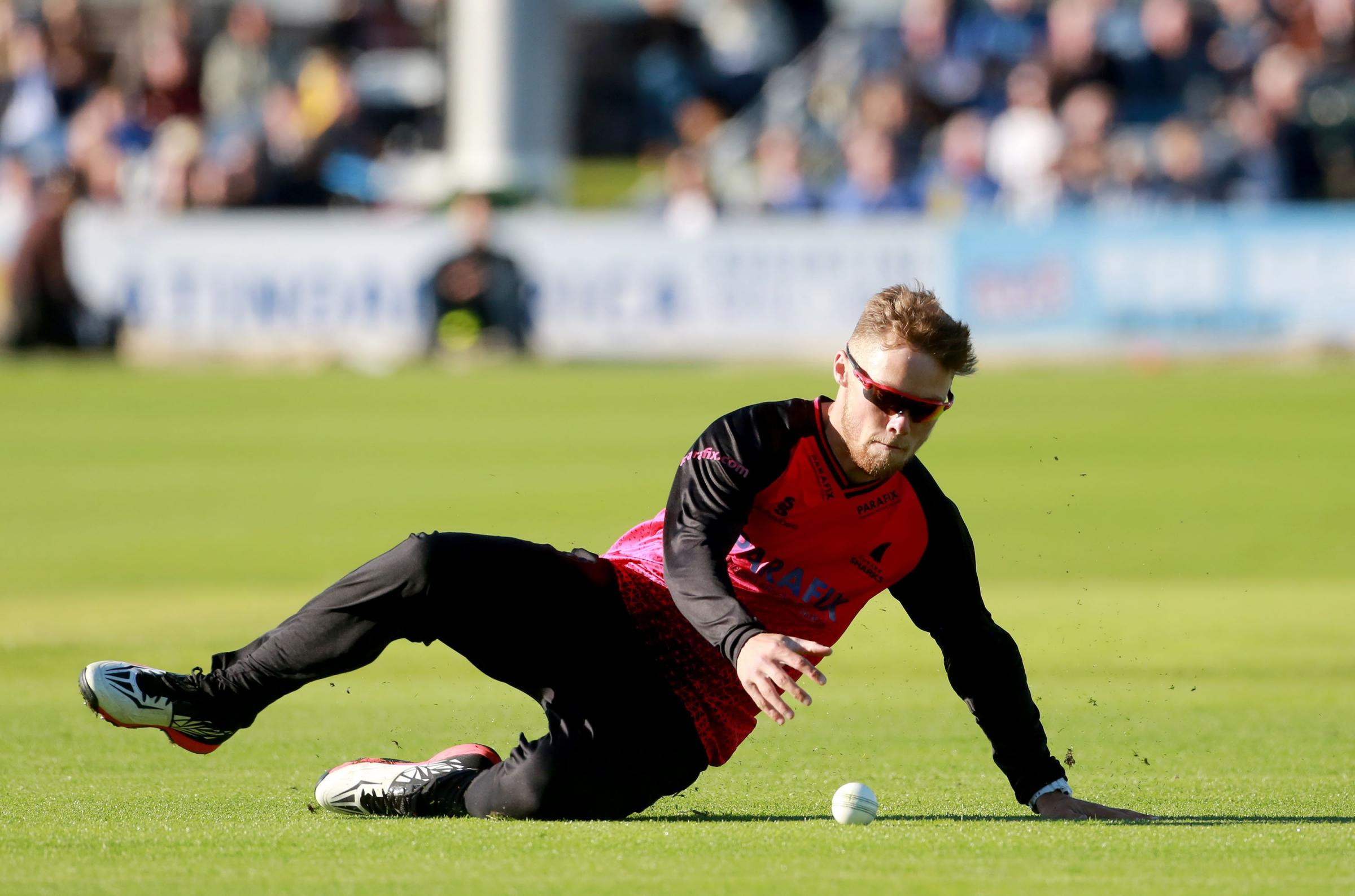 Phil Salt brings sharp fielding to the Sussex T20 team