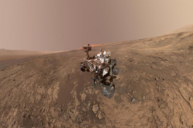James Williams Column: It seems there may really be life on Mars