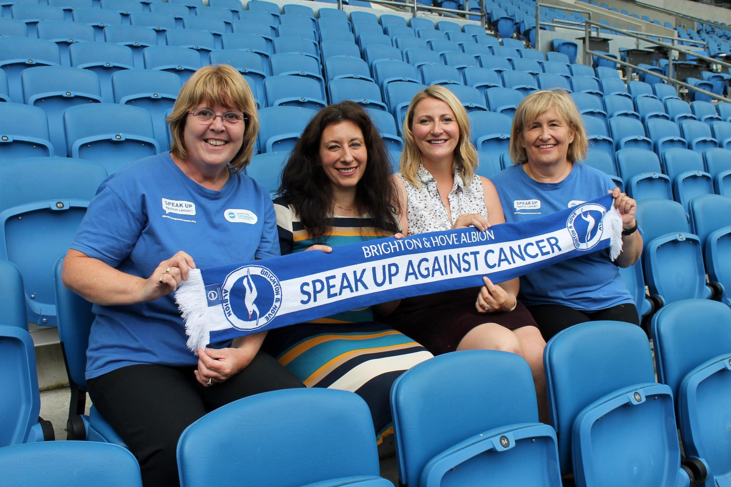 Albion charity's warning on skin cancer