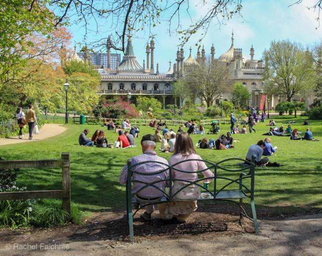Have say on plans to protect Royal Pavilion Gardens from damage ...