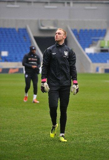 30c18d2d3ee New Albion goalkeeper Jason Steele pledges to put tough season at ...