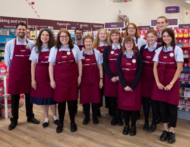 Hobbycraft Opens Tuesday On The Pavilion Retail Park The Argus