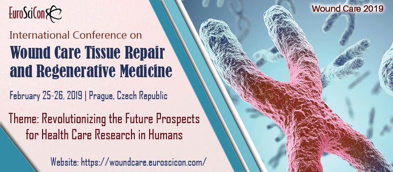 EuroSciCon Conference on Wound Care, Tissue Repair and