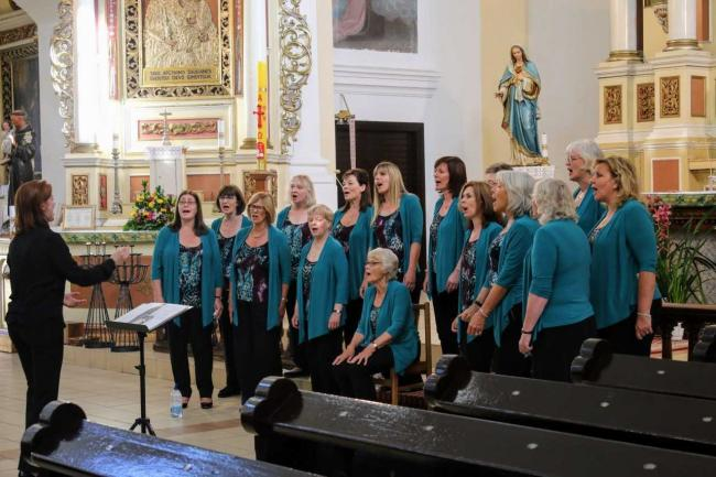 Bromley acapella group return from 'dream tour' of Europe