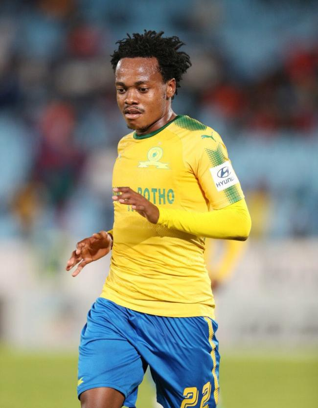 Percy Tau's South Africa are big outsiders