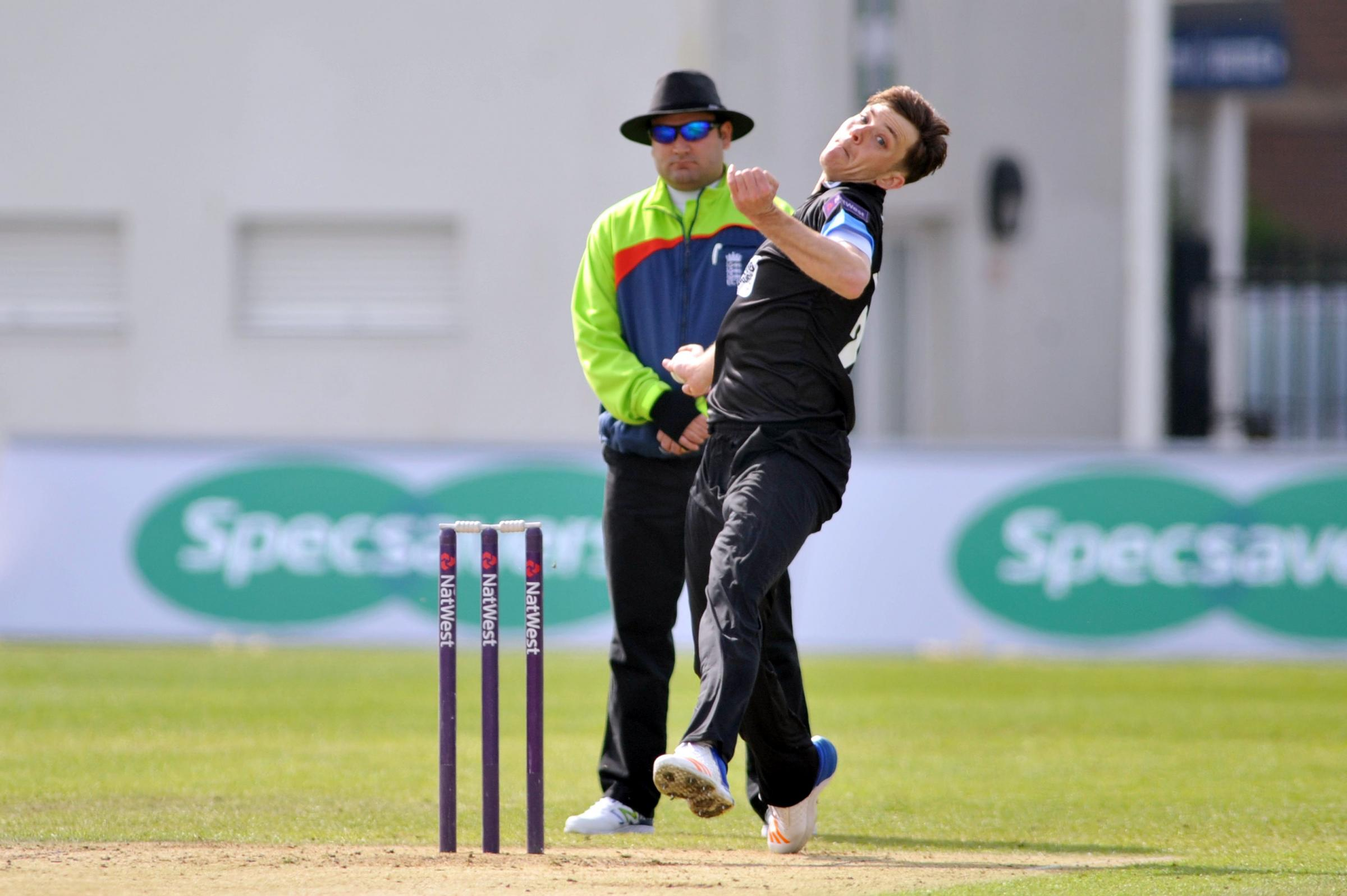Stuart Whittingham in action for Sussex
