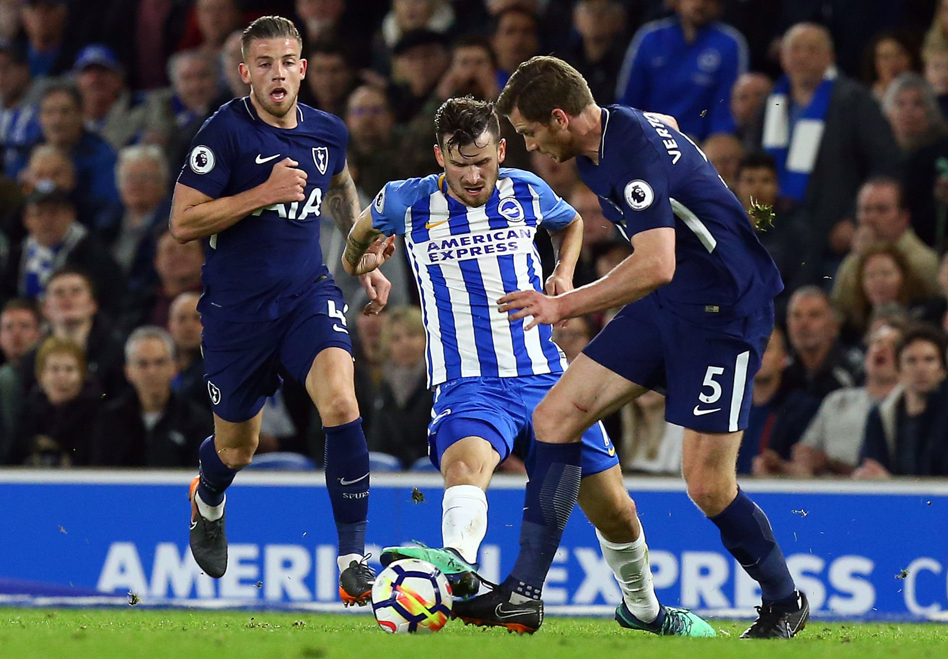 Pascal Gross knows he and Albion can achieve more away from home