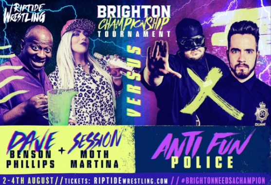 Dave Benson Phillips & Session Moth Martina take on the Anti-Fun Police