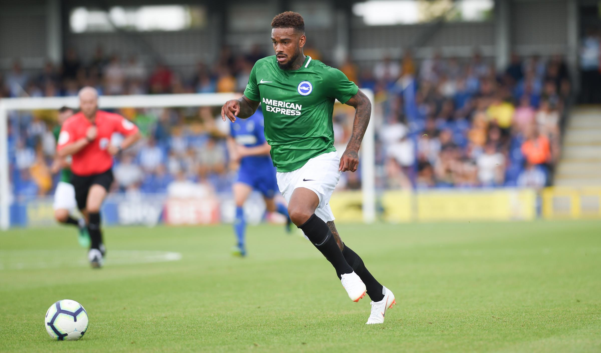 'Angry' Locadia tells Dutch media he needs to leave Albion