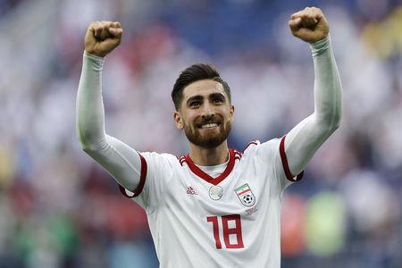 Iran winger Alireza Jahanbakhsh will still be Albion's record buy once Leandro Trossard completes his move to Albion tomorrow