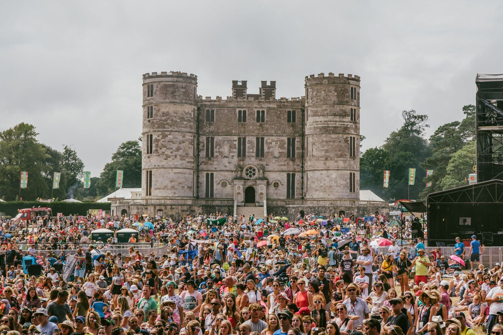 Camp Bestival Review FOUR STARS