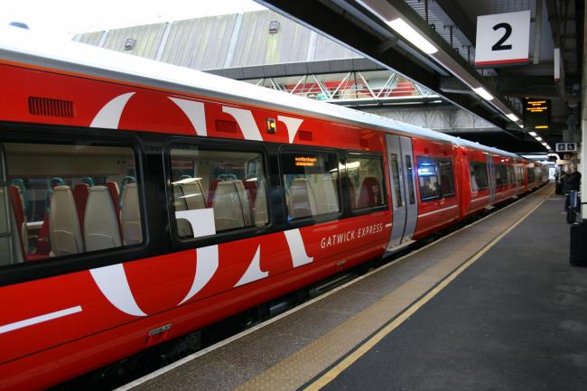 Gatwick Express service suspended amid further rail cuts