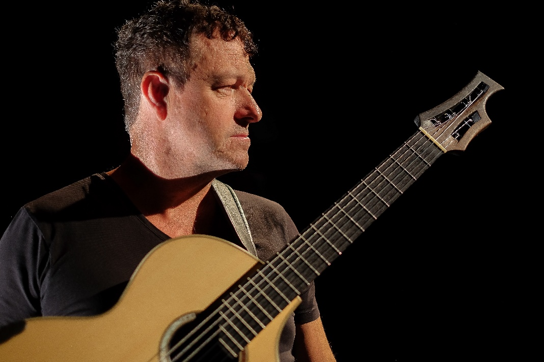 Richard Durrant Guitar Music Concert at The Ropetackle Shoreham