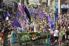 Brighton Pride was biggest one yet - 450,000 people make the city £18m
