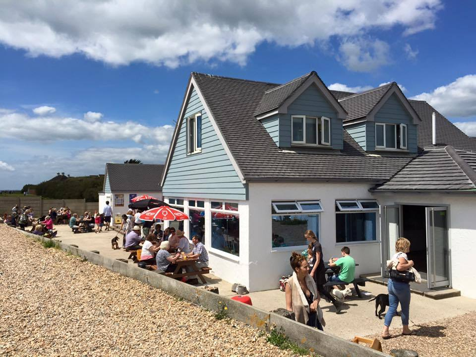 The popular Ferring cafe