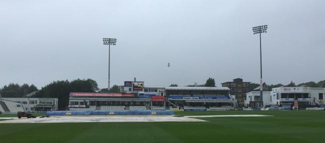 Hove will not be staging cricket tonight