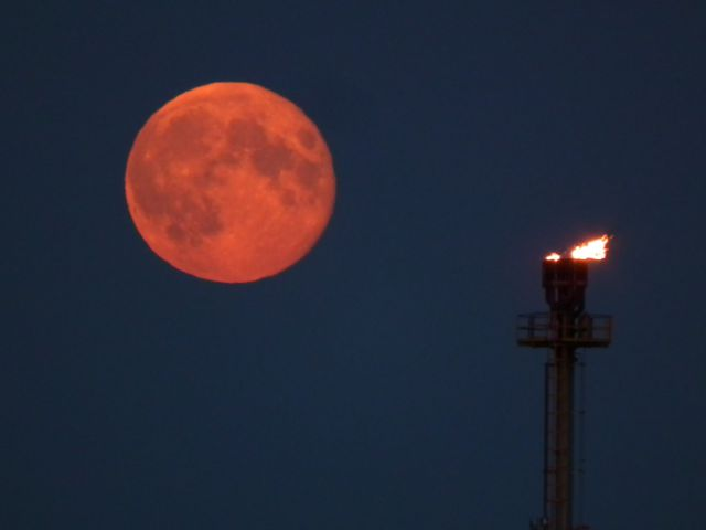 Pink supermoon to appear in UK next week - The Argus