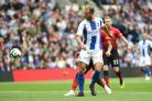 Opening goalscorer Glenn Murray got top marks for Albion