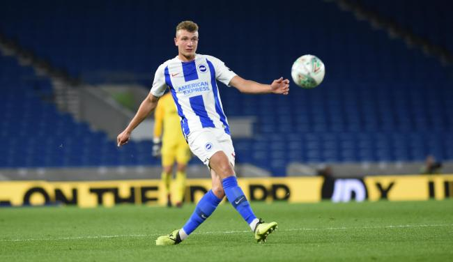 Ben Barclay is among seven next generation players released by Albion