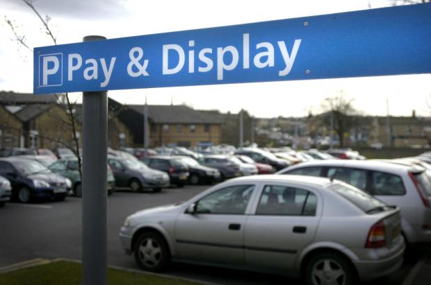Car parking charges are a 'tax on the sick'