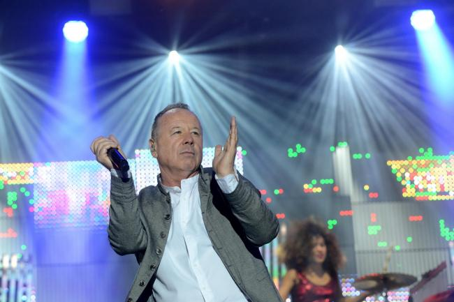 Simple Minds' Jim Kerr