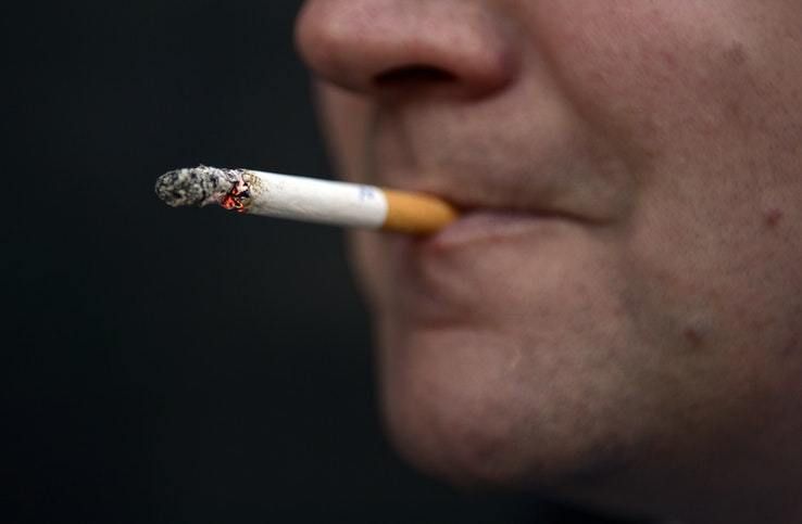 Smoking costs the NHS millions