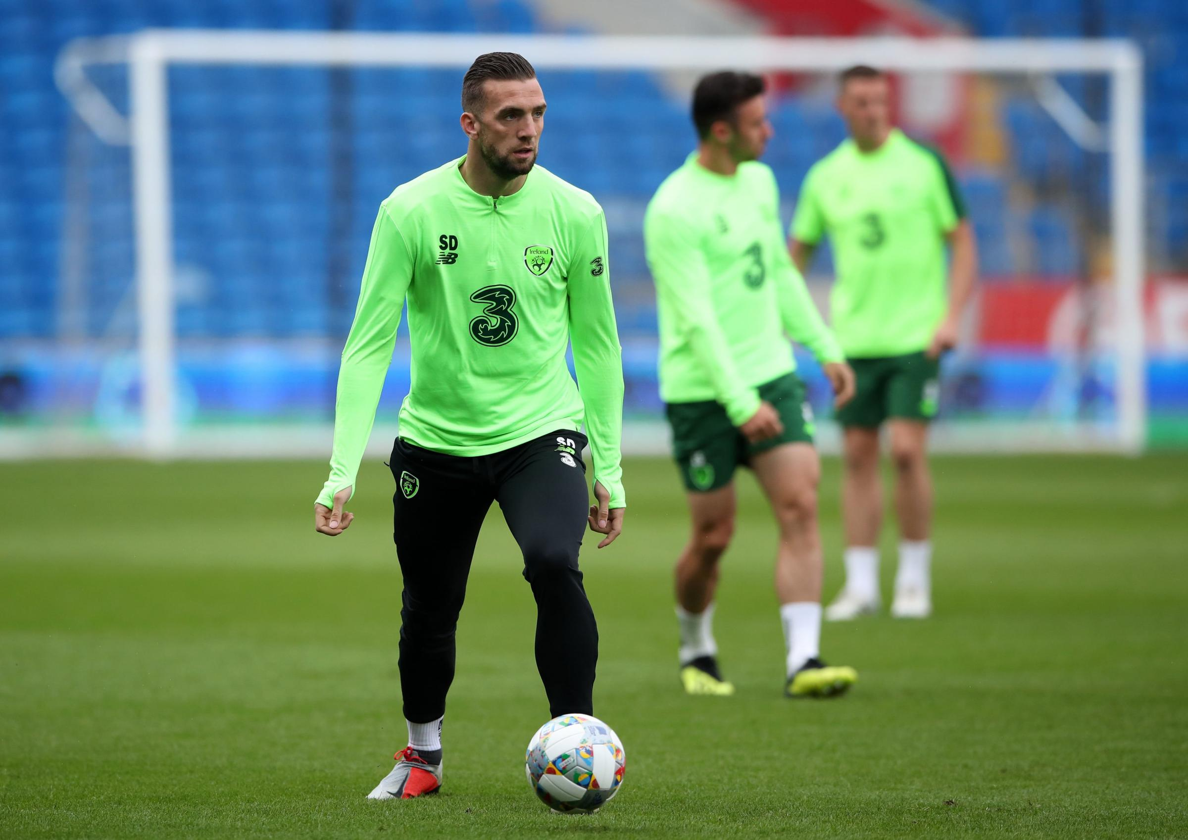 Shane Duffy is grateful for Albion's faith in his ability