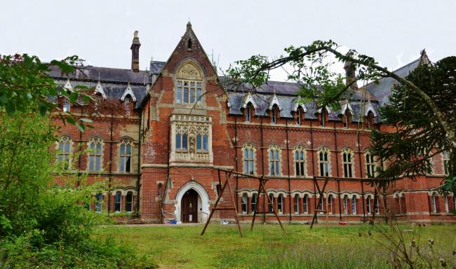 old victorian mansion in sussex listed as endangered building the