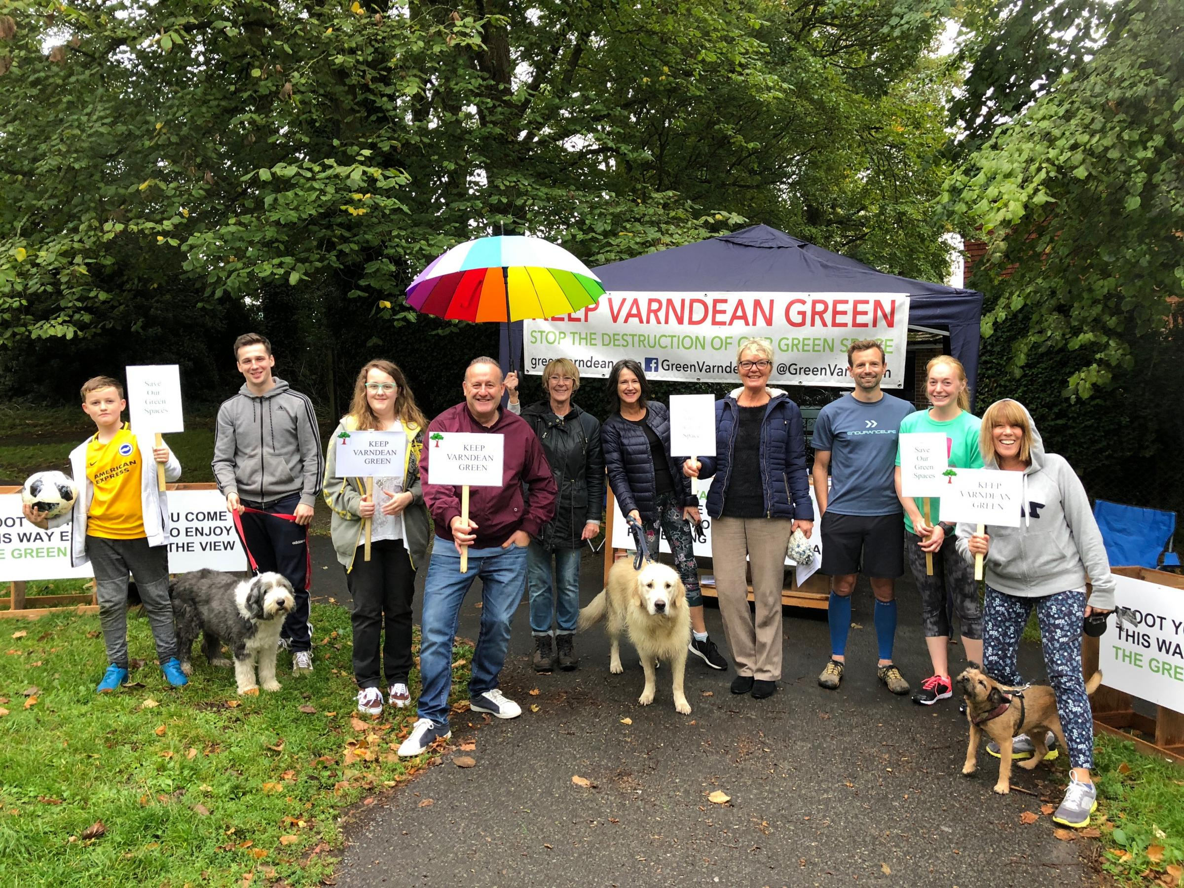 Green Varndean Action Group