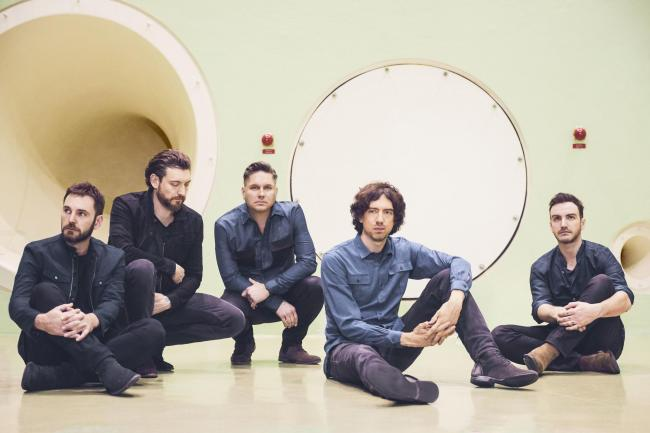 Snow Patrol announce new Brighton gig