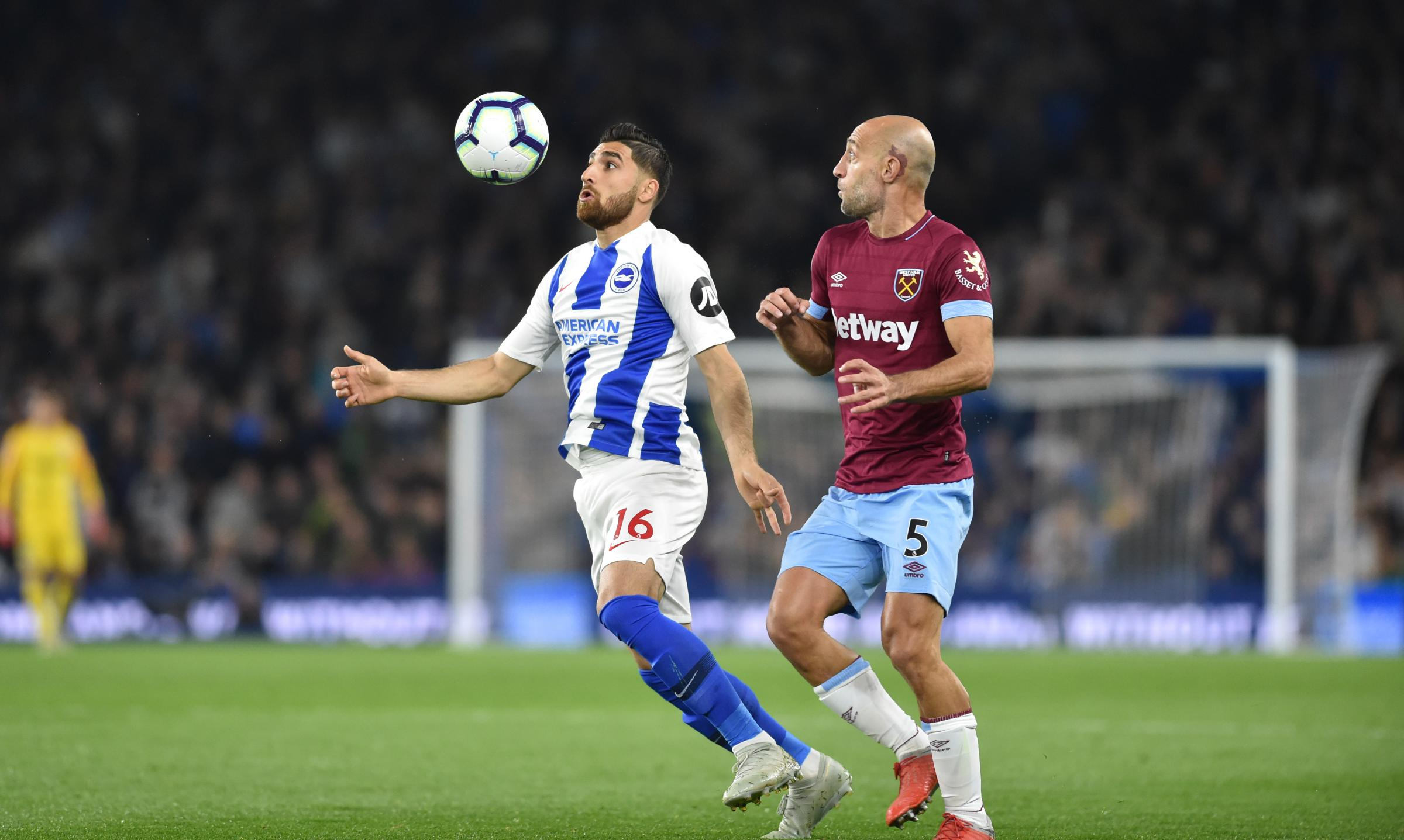 Record Albion buy creeping closer to return to action