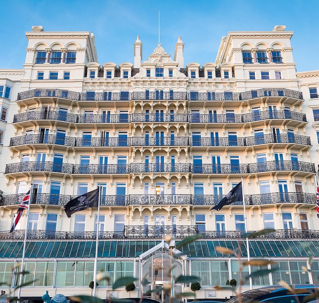 Restoration work at the The Grand hotel complete