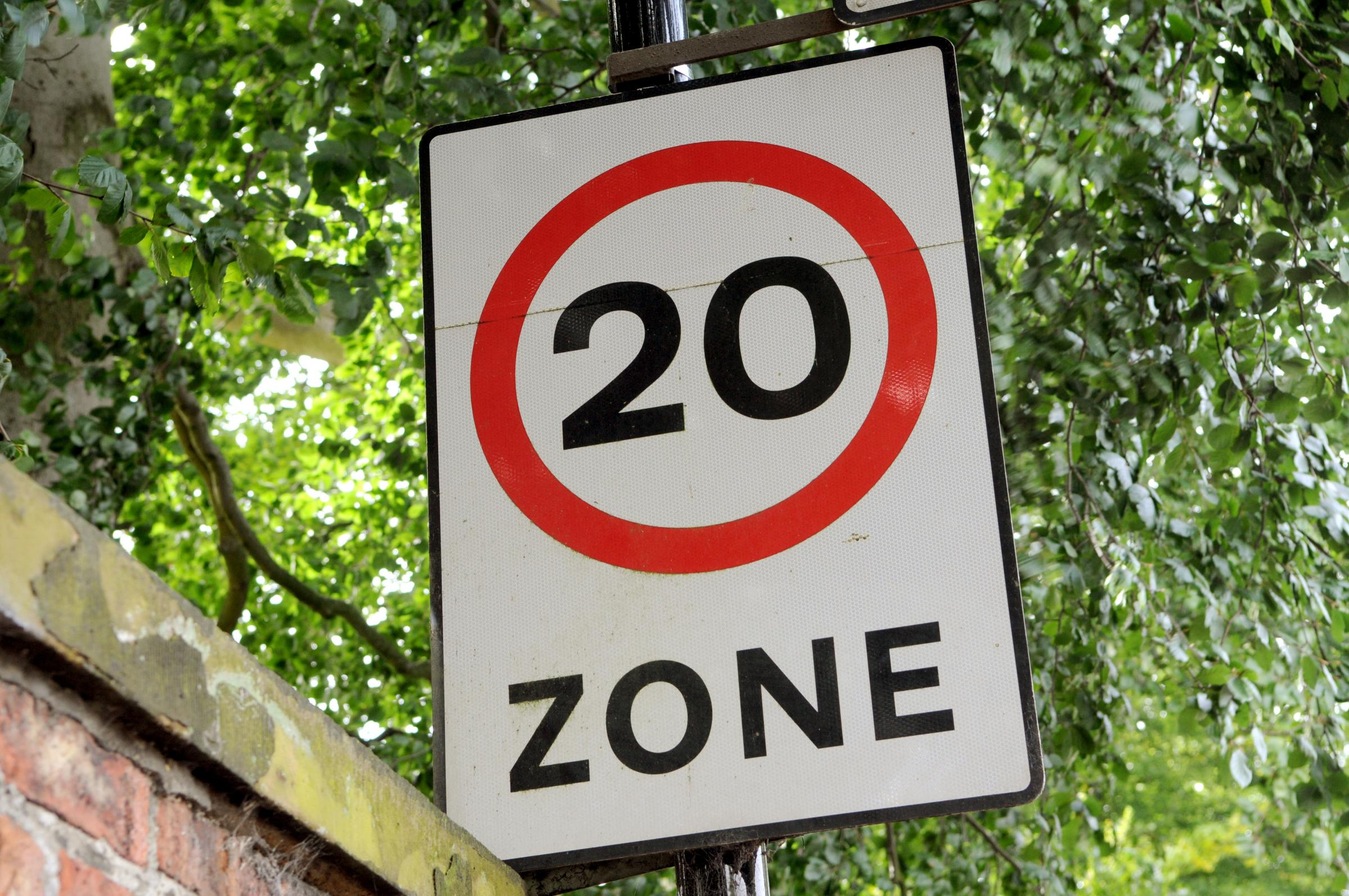Just ONE speeding fine issued for breaking Brighton's 20mph limit in SIX years