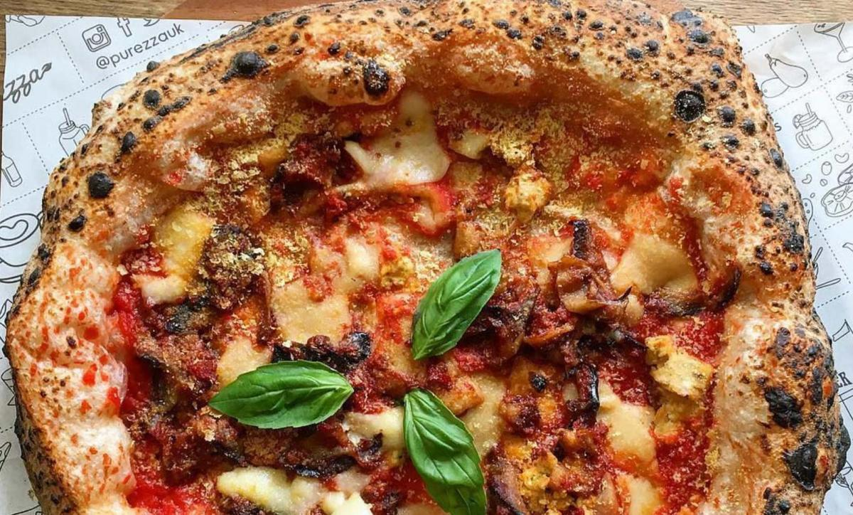 This Vegan Pizza From Brighton Just Got Voted Best Pizza In