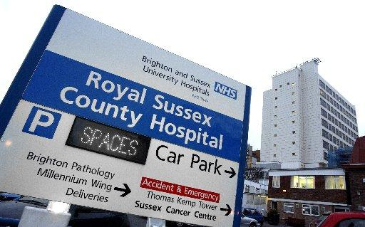 A & E waiting times in Sussex soar