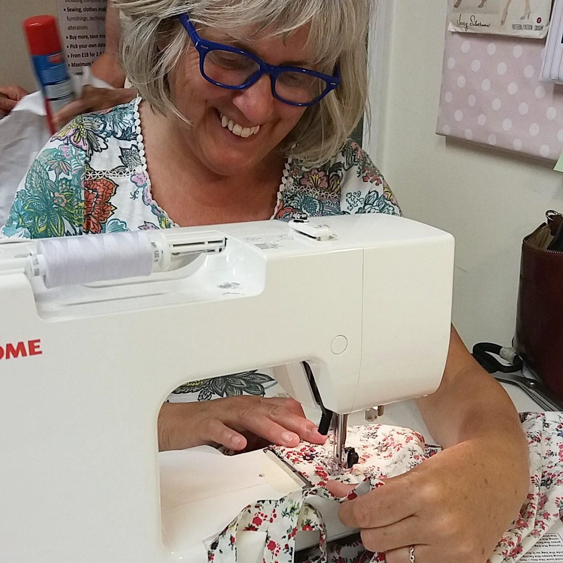 Sewing Classes for all levels