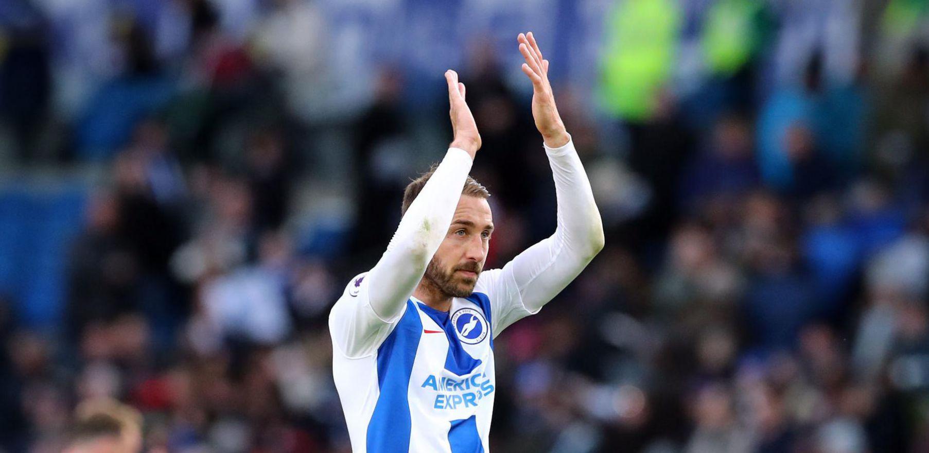 Brighton legend Glenn Murray happy to see fans return