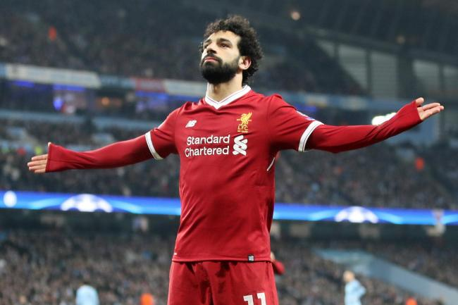 Mo Salah will face Albion's Percy Tau in Egypt