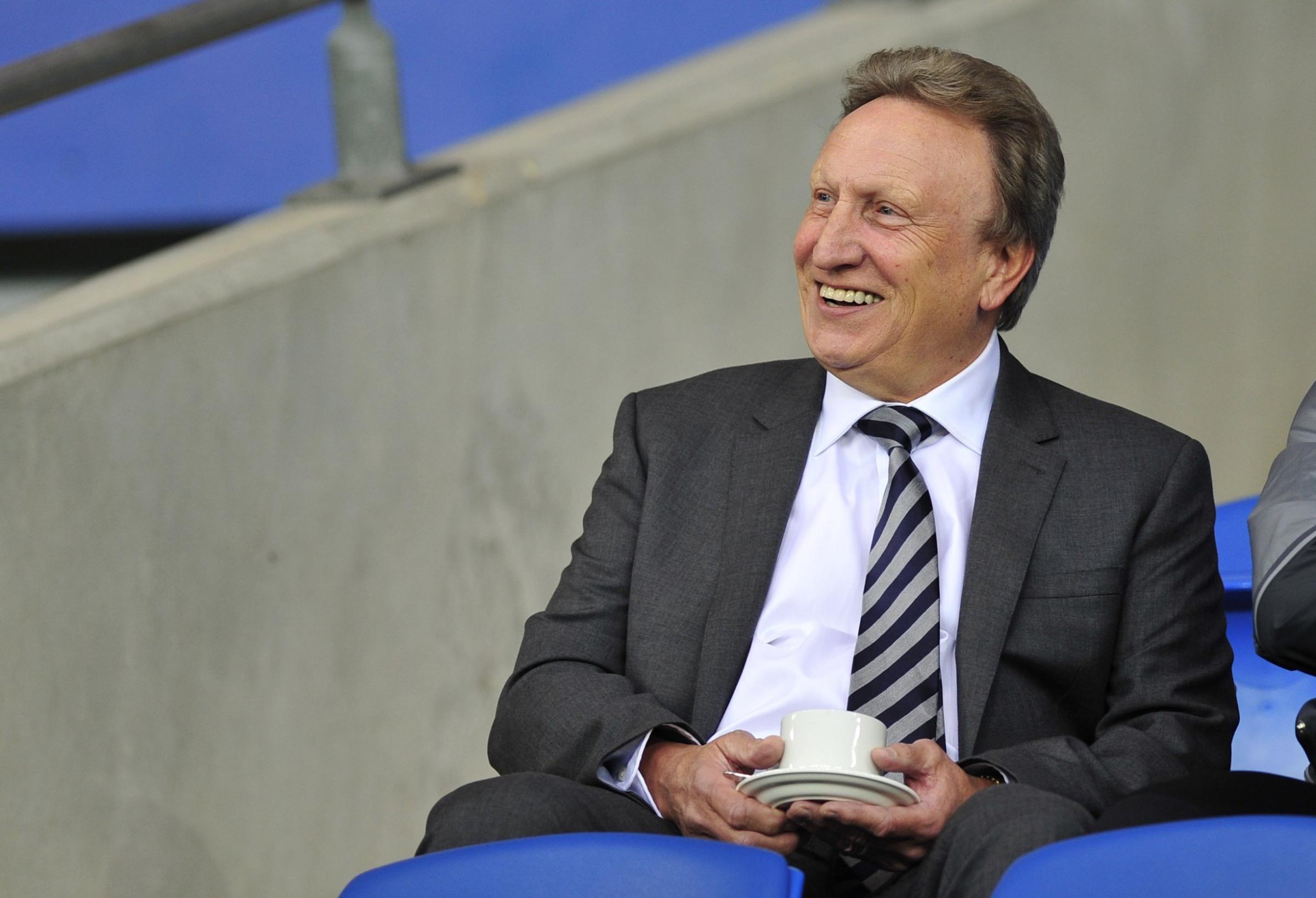 Warnock: Hughton is so nice, he gives us a bad name