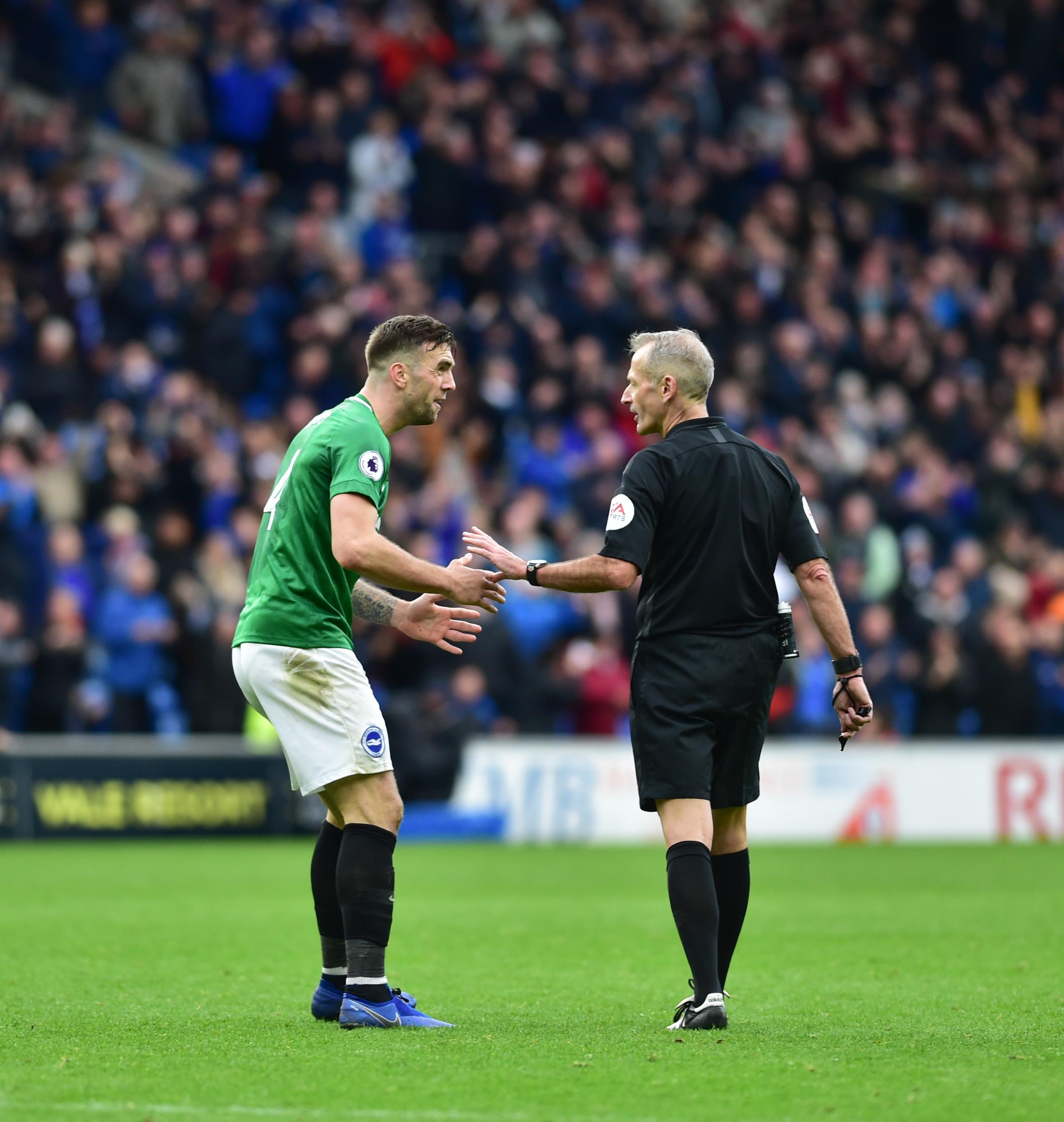 Albion fume at Cardiff winner